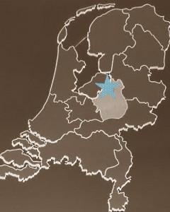 Veluwe in Nederland