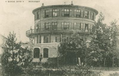 foto Ronde Huis 1907