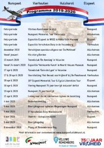 Kalender Nunspeet Herdenkt