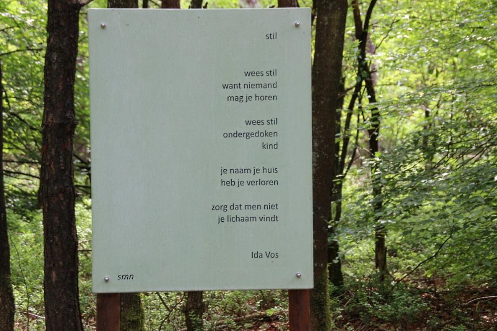 gedicht stil
