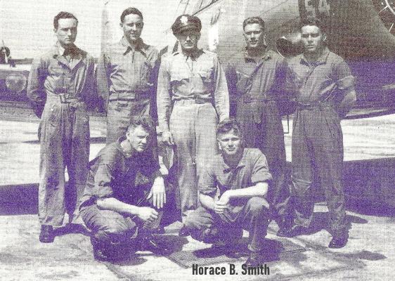 Groepsfoto met Horace B. Smith