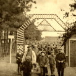 Belgenkamp vanaf ingang