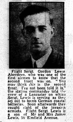 Krantebericht Gordon Lewis