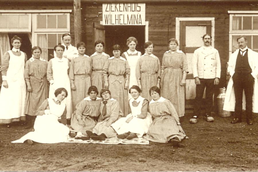 Ziekenhuis belgenkamp