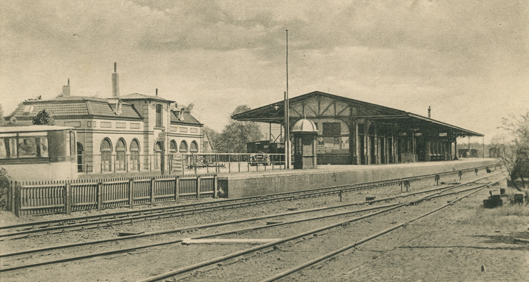Station Nunspeet 1908