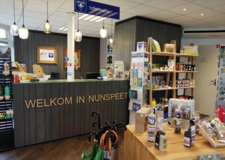 Welkom in Nunspeet interieur kantoor